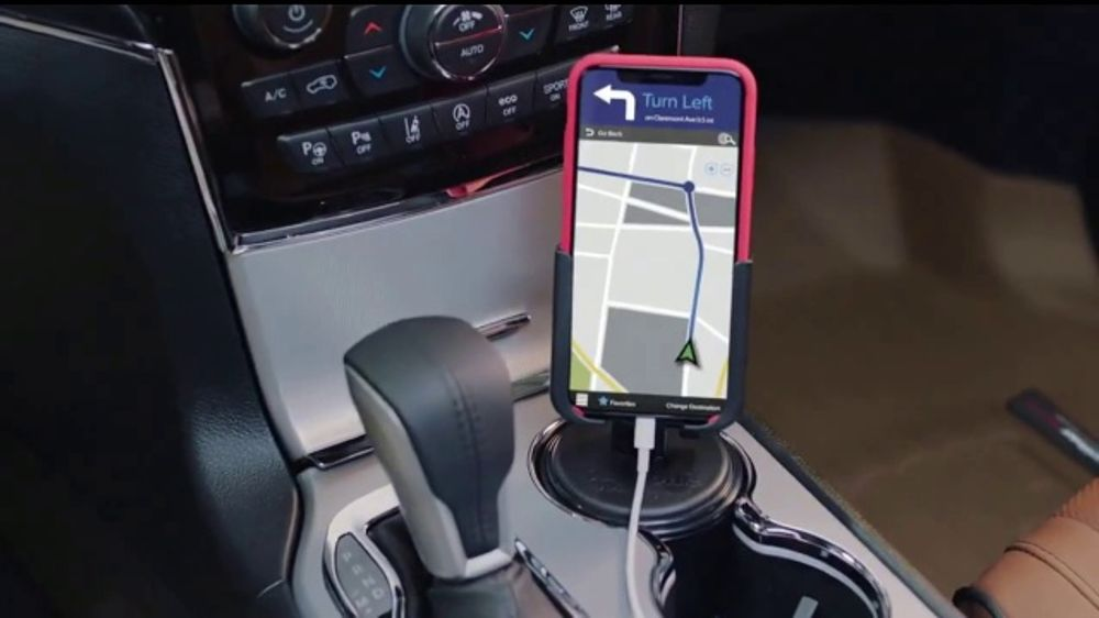weathertech cupfone tv commercial   u0026 39 when your hands are