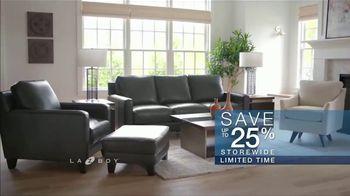 La-Z-Boy Year End Sale TV Spot, '25 Percent' - Thumbnail 7