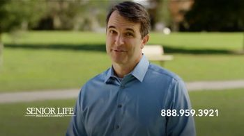 Senior Life Return of Premium Life Insurance TV Spot, 'We Give All Your Money Back'