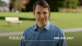 Senior Life Return of Premium Life Insurance TV Spot, 'We Give All Your Money Back'