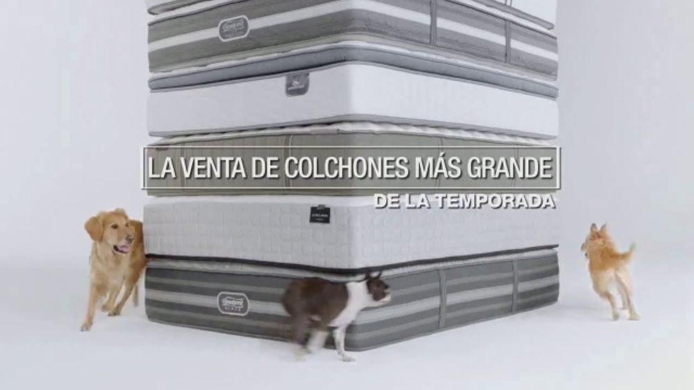 Macy's La Venta de Colchones M??s Grande TV Commercial, 'Tarjeta de regalo o televisor'