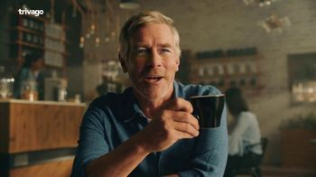 trivago TV Spot, 'Coffee Shop' - 4440 commercial airings