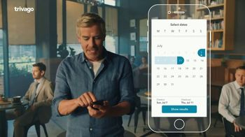 trivago TV Spot, 'Coffee Shop' - Thumbnail 7