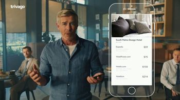 trivago TV Spot, 'Coffee Shop' - Thumbnail 8