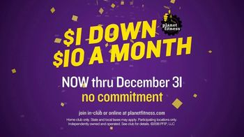Planet Fitness The Big End of Year Sale TV Spot, 'Go at Your Own Pace' - Thumbnail 10