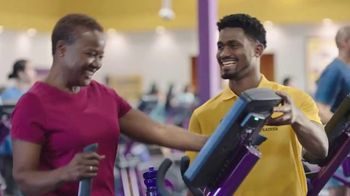 Planet Fitness The Big End of Year Sale TV Spot, 'Go at Your Own Pace' - Thumbnail 5