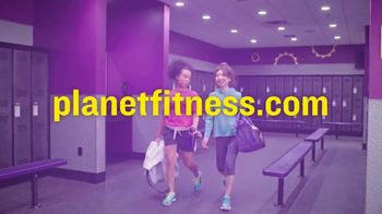 Planet Fitness The Big End of Year Sale TV Spot, 'Go at Your Own Pace' - Thumbnail 8