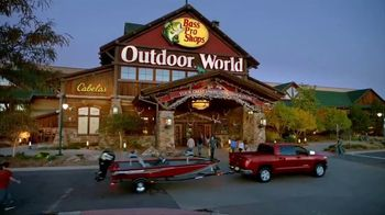 Bass Pro Shops TV Spot, 'Resolutions: People and Experience' - Thumbnail 8
