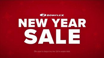 Bowflex New Year Sale TV Spot, 'Step Into a New You' - Thumbnail 4