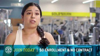 Gold's Gym TV Spot, 'Not Alone'