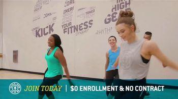 Gold's Gym TV Spot, 'Not Alone' - Thumbnail 5