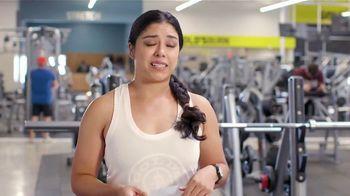 Gold's Gym TV Spot, 'Not Alone' - Thumbnail 6