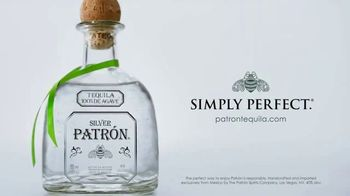 Patron Spirits Company TV Spot, 'Holidays: Five Basketball Games' - Thumbnail 8