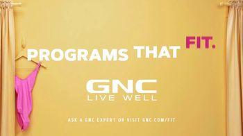 GNC TV Spot, 'Programs That Fit: Beach Vacation' - Thumbnail 10