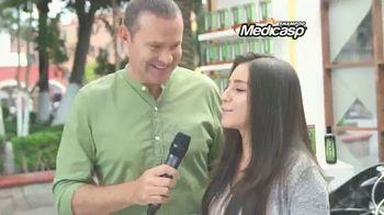 Medicasp TV Spot, 'Consumidor actual' con Alan Tacher [Spanish]