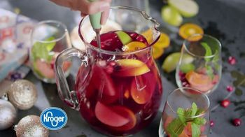 The Kroger Company TV Spot, '2018 Holidays: Making Spirits Bright' - Thumbnail 4