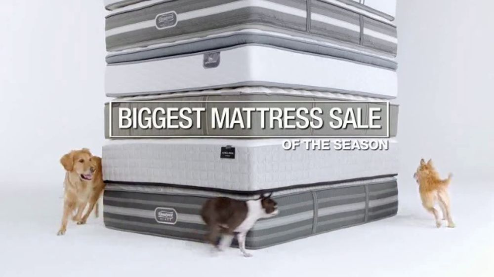 Macy's Biggest Mattress Sale TV Commercial, 'Serta Queen