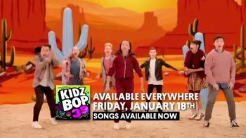 Kidz Bop 39 TV Spot, 'Just for Kids' - Thumbnail 10
