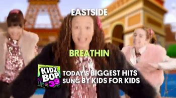 Kidz Bop 39 TV Spot, 'Just for Kids' - Thumbnail 8