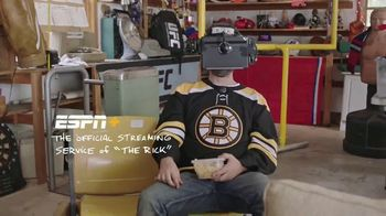 ESPN+ TV Spot, 'The Rick: Screens' - Thumbnail 4