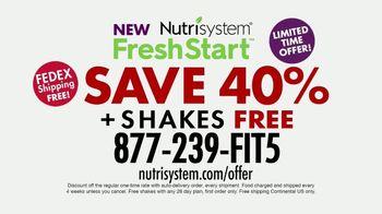 Nutrisystem FreshStart TV Spot, 'Jump Start Your Weight Loss' - Thumbnail 10