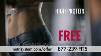 Nutrisystem FreshStart TV Spot, 'Jump Start Your Weight Loss' - Thumbnail 8