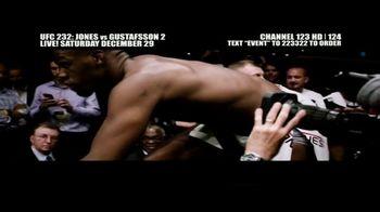 DIRECTV TV Spot, 'UFC 232: Jones vs. Gustafsson 2' - Thumbnail 3