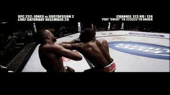 DIRECTV TV Spot, 'UFC 232: Jones vs. Gustafsson 2' - Thumbnail 4