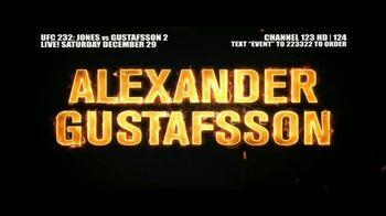 DIRECTV TV Spot, 'UFC 232: Jones vs. Gustafsson 2' - Thumbnail 5