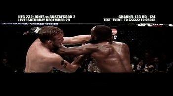 DIRECTV TV Spot, 'UFC 232: Jones vs. Gustafsson 2' - Thumbnail 6