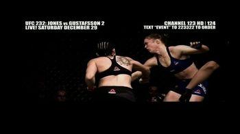 DIRECTV TV Spot, 'UFC 232: Jones vs. Gustafsson 2' - Thumbnail 8