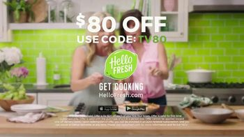 HelloFresh TV Spot, 'Prep Like a Pro: $80 Off' - 5724 commercial airings