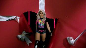 WWE Shop TV Spot, '2018 Holidays: Save 40% Off' Featuring Alexa Bliss