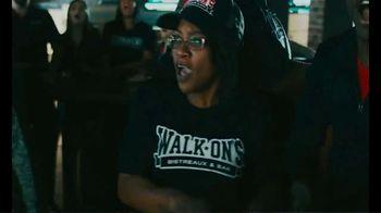 Walk-On's Bistreaux & Bar TV Spot, 'The Rumble' - Thumbnail 4