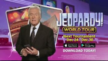 Jeopardy! World Tour TV Spot, 'Maybe You'll Learn Something' Featuring Alex Trebek - Thumbnail 10