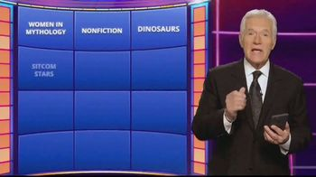 Jeopardy! World Tour TV Spot, 'Maybe You'll Learn Something' Featuring Alex Trebek - Thumbnail 2