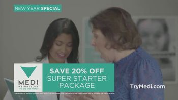 Medi-Weightloss New Year New You Special TV Spot, 'Super Starter Package' - Thumbnail 8