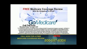 GoMedicare TV Spot, 'Medicare Benefits: Coverage Review' - Thumbnail 4