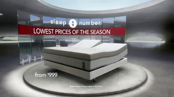 Sleep Number Lowest Prices of the Season TV Spot, 'Automatically Adjusts' - Thumbnail 3