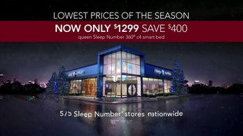 Sleep Number Lowest Prices of the Season TV Spot, 'Automatically Adjusts' - Thumbnail 7