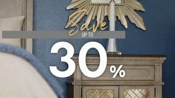 Ashley HomeStore New Year's Sale TV Spot, 'Sleigh Bed' - Thumbnail 3