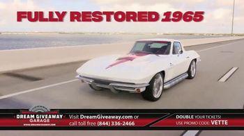 2018 Corvette Dream Giveaway TV Spot, 'Big Dollars'