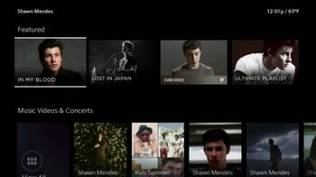 XFINITY On Demand TV Spot, 'Shawn Mendes Exclusive Content' - Thumbnail 5