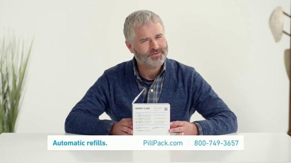 PillPack TV Commercial, 'Robert's Story'