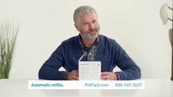 PillPack TV Spot, 'Robert's Story'
