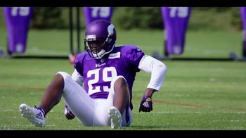 Sleep Number TV Spot, 'The Game of Your Life: On Top' Featuring Xavier Rhodes - 28 commercial airings