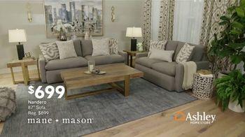 Ashley HomeStore New Year's Sale TV Spot, 'Shop 'Til the Ball Drops: New Account' - Thumbnail 3