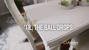 Ashley HomeStore New Year's Sale TV Spot, 'Shop 'Til the Ball Drops: New Account' - Thumbnail 5