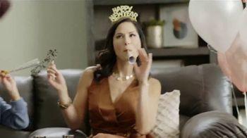 Ashley HomeStore New Year's Sale TV Spot, 'Shop 'Til the Ball Drops: New Account' - Thumbnail 9