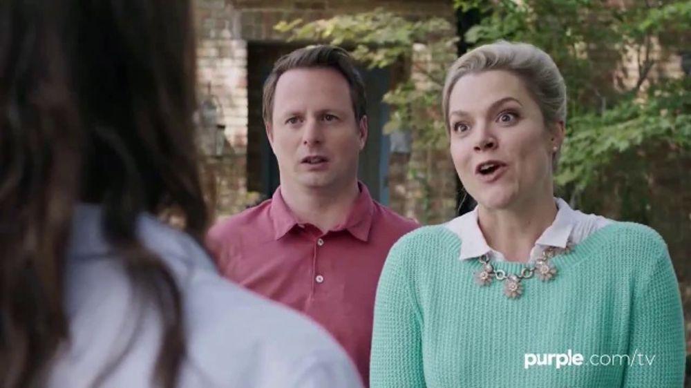 Purple Mattress TV Commercial, 'Neighbors'